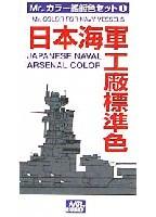 日本海軍工廠標準色