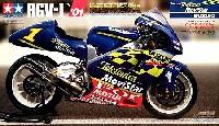 タミヤ1/12 オートバイシリーズテレフォニカ・モビスター スズキ RGV-γ '01