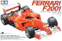 タミヤ1/20 グランプリコレクションシリーズフェラーリ F2001