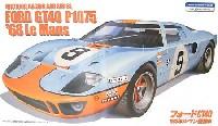 フォード GT40 P1075 1968年ル・マン優勝車 (カルトグラフ製デカール付)