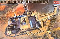 アカデミー1/35 AircraftUH-1C ヒューイ ヘビーホッグ (UH-1 HUEY 'HEAVY HOG')