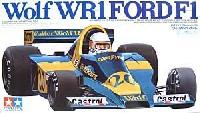タミヤ1/20 グランプリコレクションシリーズウルフ WR-1 フォード