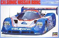 ハセガワ1/24 自動車 CCシリーズカルソニック ニッサン R89C