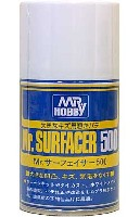 Mr.サーフェイサー 500 スプレー