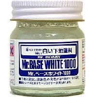 GSIクレオスMr.ベースホワイトMr.ベースホワイト 1000 (ビン入り)