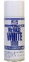 GSIクレオスMr.ベースホワイトMr.ベースホワイト 1000 スプレー