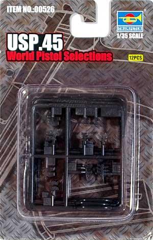 USPプラモデル(トランペッター1/35 ウェポンシリーズNo.00526)商品画像