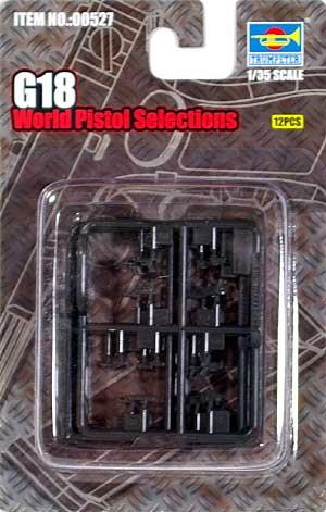 G18プラモデル(トランペッター1/35 ウェポンシリーズNo.00527)商品画像