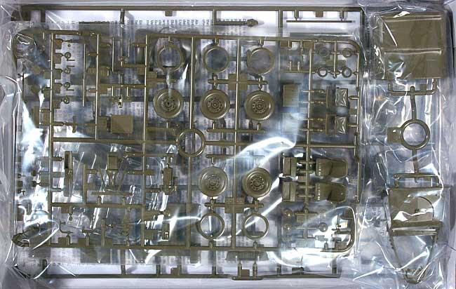 イギリス 小型軍用車 10HP ティリープラモデル(タミヤ1/35 ミリタリーミニチュアシリーズNo.308)商品画像_1