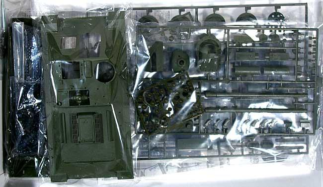 ソビエト襲撃砲戦車 SU-100 ジューコフプラモデル(タミヤ1/25 戦車シリーズNo.25104)商品画像_1