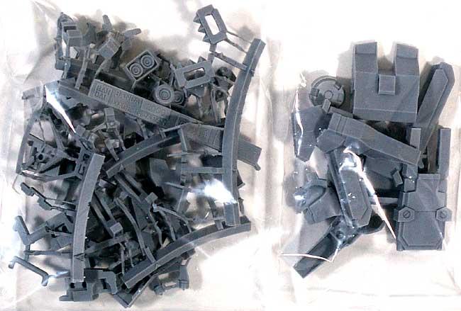 ストライカーカスタム (HGUC ジム・ストライカー用) (c.o.v.e.r.kit-23)レジン(Bクラブc・o・v・e・r-kitシリーズNo.2937)商品画像_1