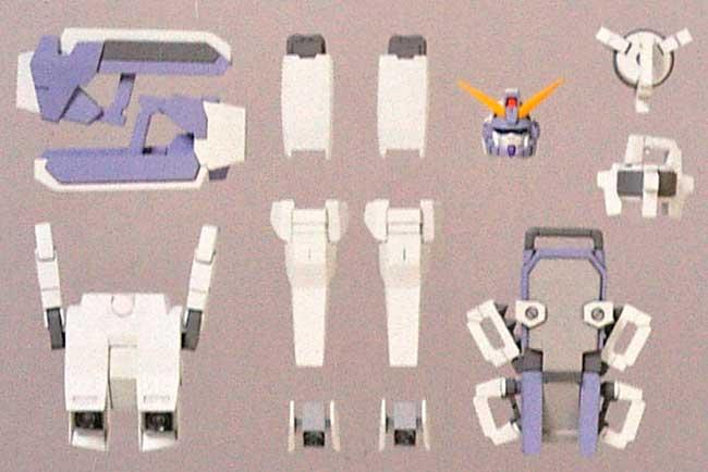ストライカーカスタム (HGUC ジム・ストライカー用) (c.o.v.e.r.kit-23)レジン(Bクラブc・o・v・e・r-kitシリーズNo.2937)商品画像_2