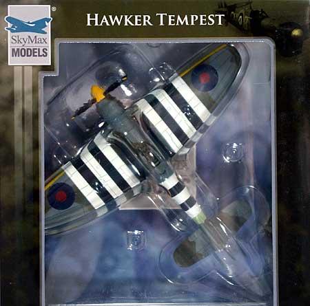 ホーカー テンペスト Mk.5 ローランド・ビーモント完成品(スカイマックス1/72 完成品モデルNo.SM4004)商品画像