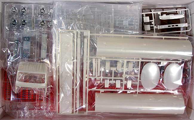 鮫肌慕情 (大型タンクローリートレーラー)プラモデル(アオシマ1/32 バリューデコトラ シリーズNo.001)商品画像_1