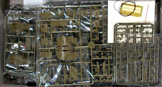 M5 軽戦車 初期型 台湾陸軍 金門島ベアープラモデル(AFV CLUB1/35 AFV シリーズNo.AF35S60)商品画像_1
