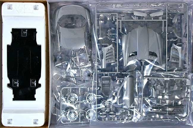 メルセデス ベンツ SLR マクラーレン 722エディションプラモデル(タミヤ1/24 スポーツカーシリーズNo.317)商品画像_1
