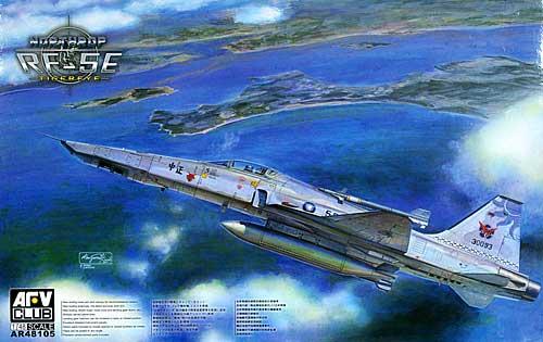 ノースロップ RF-5E タイガーアイプラモデル(AFV CLUB1/48 エアクラフト プラモデルNo.AR48105)商品画像