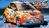 フィアット 500 WROOOMバージョン 2008年仕様 #07 オレンジ・ボディ