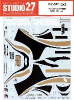 スタジオ27バイク オリジナルデカールドゥカティ GP9 2009 バリエーション 1 #59