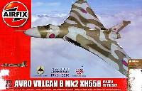 アブロ バルカン B Mk.2 XH558 配備50周年記念