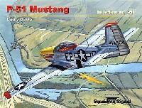スコードロンシグナルインアクション シリーズP-51 ムスタング