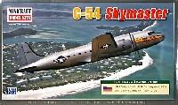 ミニクラフト1/144 軍用機プラスチックモデルキットC-54 スカイマスター