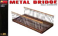 ミニアート1/35 ビルディング&アクセサリー シリーズ鉄の橋 (METAL BRIDGE)