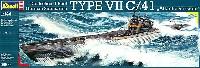 Uボート Type 7C/41 Atlantic Version