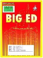 エデュアルド1/35 BIG ED (AFV)M2A1 ハーフトラック 用 BIG ED エッチングパーツセット (ドラゴン対応)