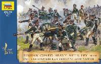 ロシア 重砲兵 (ボロジノの戦い) 1812-1814