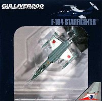 F-104J スターファイター 第83航空隊(那覇基地) 第207飛行隊 (76-8707)