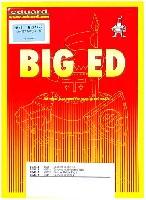 エデュアルド1/48 BIG ED (AIR)E.E..キャンベラ B(I) 8用 エッチングパーツセット (エアフィックス対応)