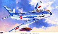 ハセガワ1/32 飛行機 限定生産F-86F-40 セイバー ブルーインパルス