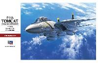 ハセガワ1/48 飛行機 PTシリーズF-14A トムキャット