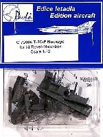 T-2C/E バックアイ コクピット・キャノピーセット (レベル・マッチボックス対応)