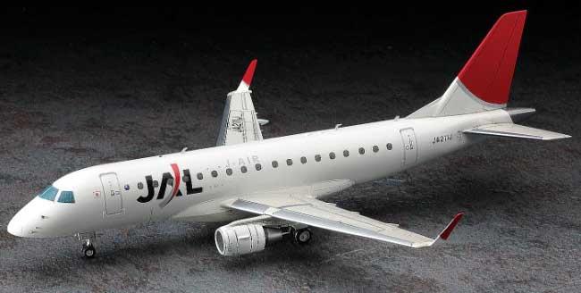 ジェイ・エア エンブラエル 170プラモデル(ハセガワ1/144 航空機シリーズNo.Le001)商品画像_3