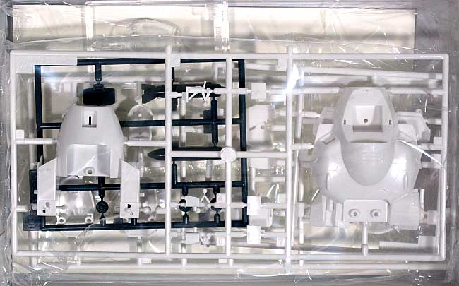 VF-1A/J バルキリープラモデル(ハセガワたまごひこーき シリーズNo.65789)商品画像_1