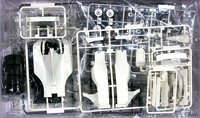 ウィリアムズ FW16 1994年 ブラジルGP仕様プラモデル(フジミ1/20 GPシリーズNo.GP018)商品画像_1