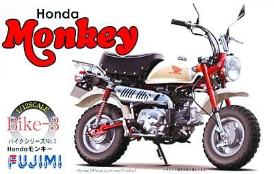 ホンダ モンキー (2009年)プラモデル(フジミ1/12 オートバイ シリーズNo.003)商品画像