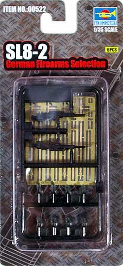 SL8-2プラモデル(トランペッター1/35 ウェポンシリーズNo.00522)商品画像