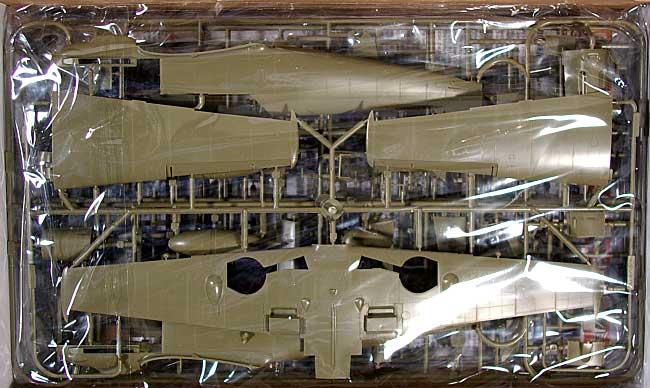 メッサーシュミット Bf109E-7 Tropプラモデル(エデュアルド1/32 エアクラフトキット オレンジラインNo.3004)商品画像_1