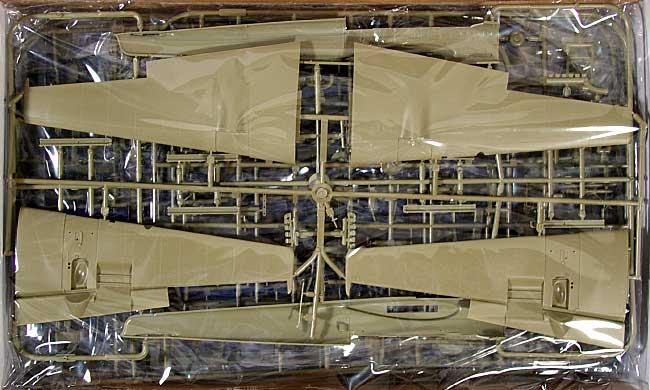メッサーシュミット Bf110G-4プラモデル(エデュアルド1/48 ウィークエンド エディションNo.8404)商品画像_1