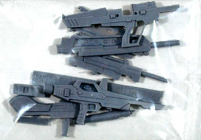 HGUC WEAPON SET / Z&ZZ-1 (c・o・v・e・r-kit-26) レジン (Bクラブ c・o・v・e・r-kitシリーズ No.2959) 商品画像_2