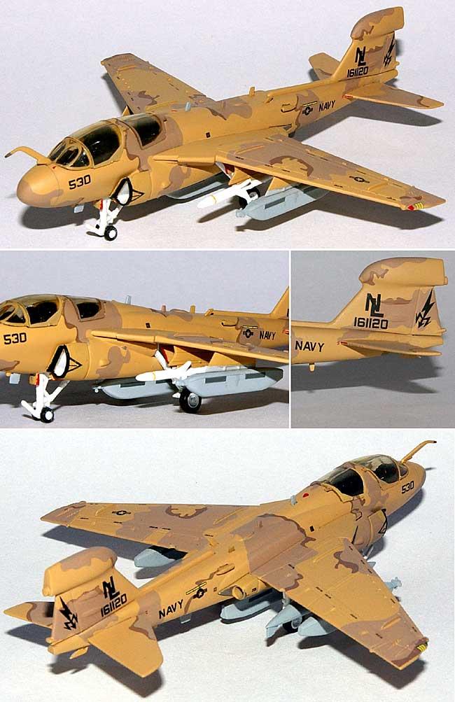 EA-6B プラウラー VAQ-133 ウィザーズ NL530完成品(ホーガンウイングスM-SERIESNo.6887)商品画像_1