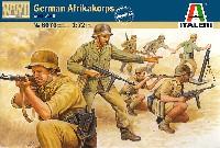 ドイツ兵 アフリカ戦線