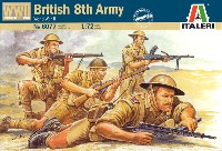 イギリス 第8軍
