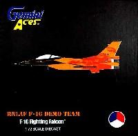 F-16 ファイティングファルコン オランダ空軍 デモチーム J-015