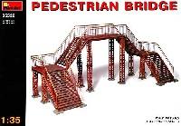 ミニアート1/35 ビルディング&アクセサリー シリーズ歩道橋