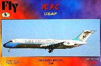 マクドネル ダグラス VC-9C アメリカ空軍 特殊任務航空団