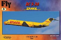 マクドネル ダグラス DC-9-30 DHL